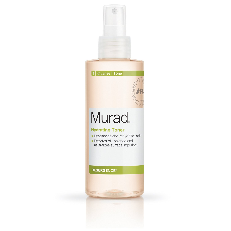 Murad Hydrating Toner, Cleanse/Tone 1, 6.0 fl oz (180 ml) 10061
