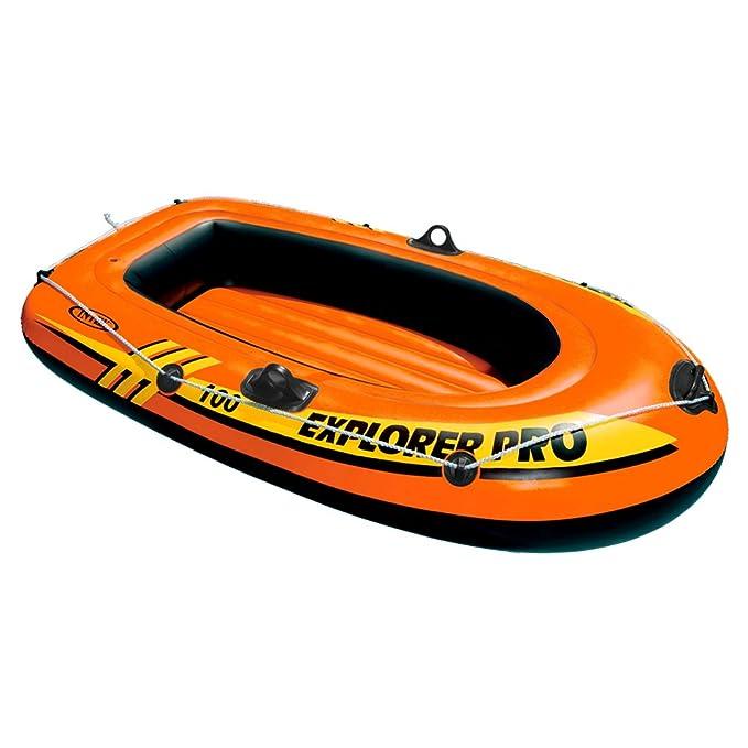 Intex 58355NP - Barca hinchable Explorer Pro 100 - 160 x 94 x 29 ...