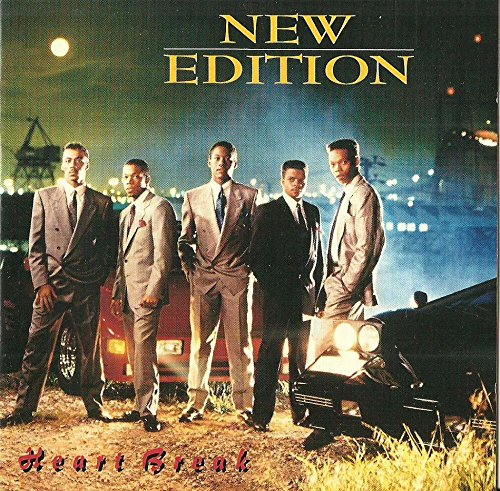 incl. No.1 Smash Can You Stand The Rain (CD Album New Edition, 12 Tracks) (New Edition Thats The Way We Re Livin)