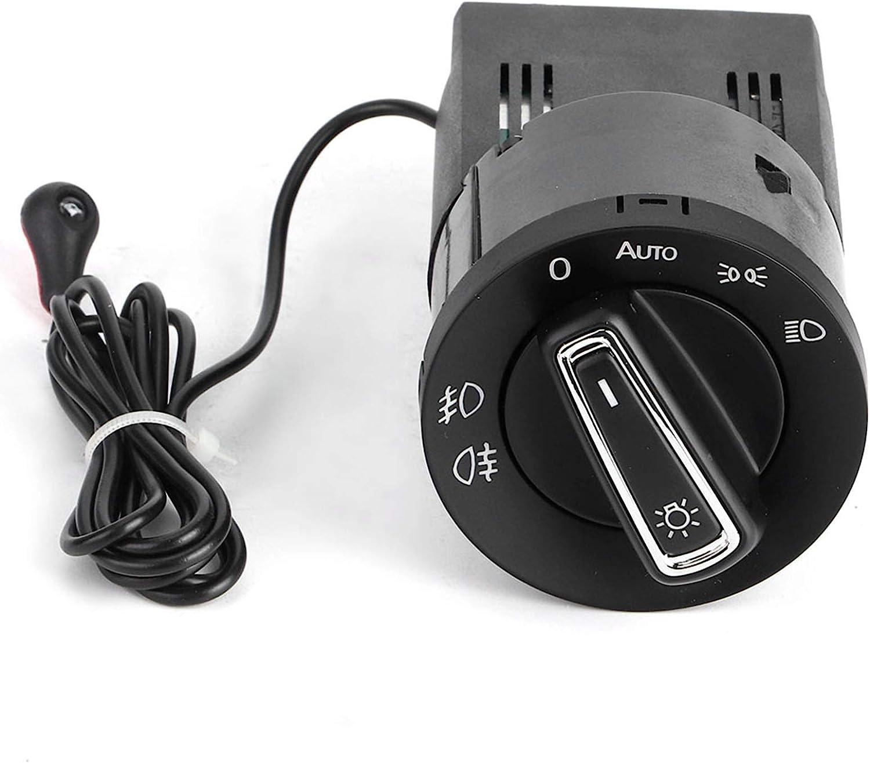 Scheinwerferschalter Auto Abs Kunststoff Auto Automatischer Scheinwerferschalter Lichtsensor Scheinwerferschalter Passend Für Mk4 Auto