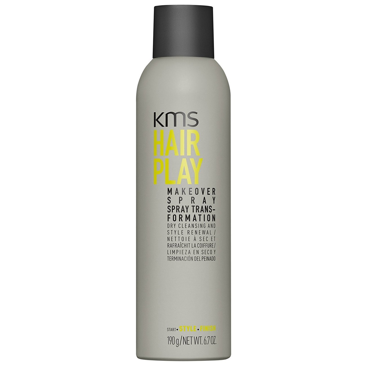 KMS California Hairplay Makeover Spray, 1er Pack (1 x 250 ml) 137096