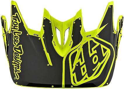 Troy Lee Designs A1 Helmet Upgrade Kit Red 184003400