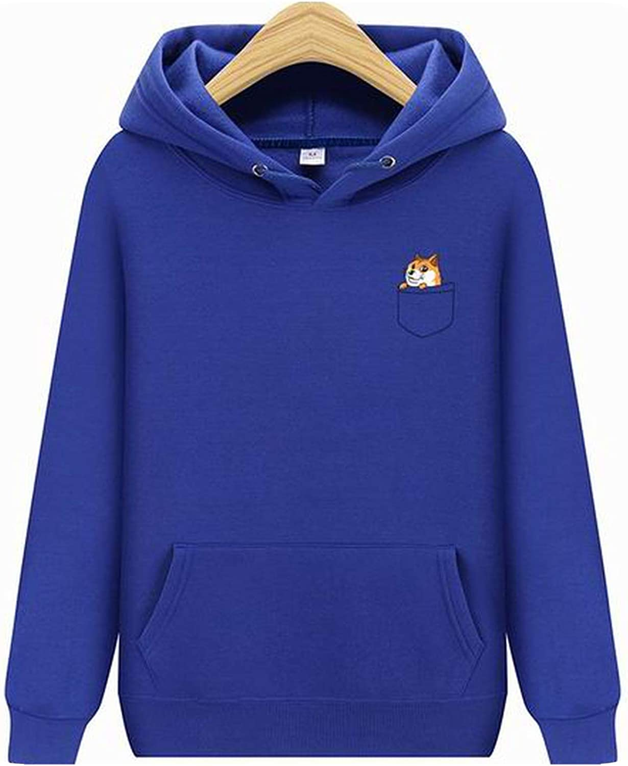 Big Big Beauty Men Hoodies Sweatshirt Pocket Letter Printed Casual Hoodies Sportswear Male Fleece Hooded Jacket