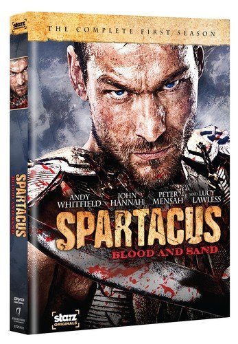 Spartacus: Blood and Sand: Season 1 (Spartacus Series Tv Dvd)