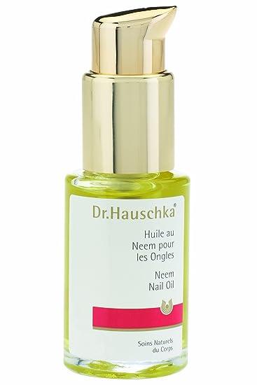 Amazon.com : DR HAUSCHKA Neem Nail Oil, 30 ML : Cuticle Creams And ...