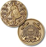 Armor of God High Relief - Coast Guard Challenge Coin by Northwest Territorial Mint