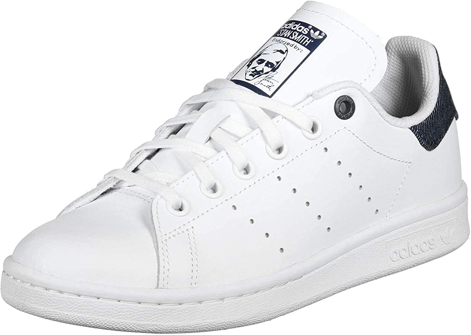 adidas Stan Smith J, Zapatillas de Running para Niños: Amazon.es: Zapatos y complementos