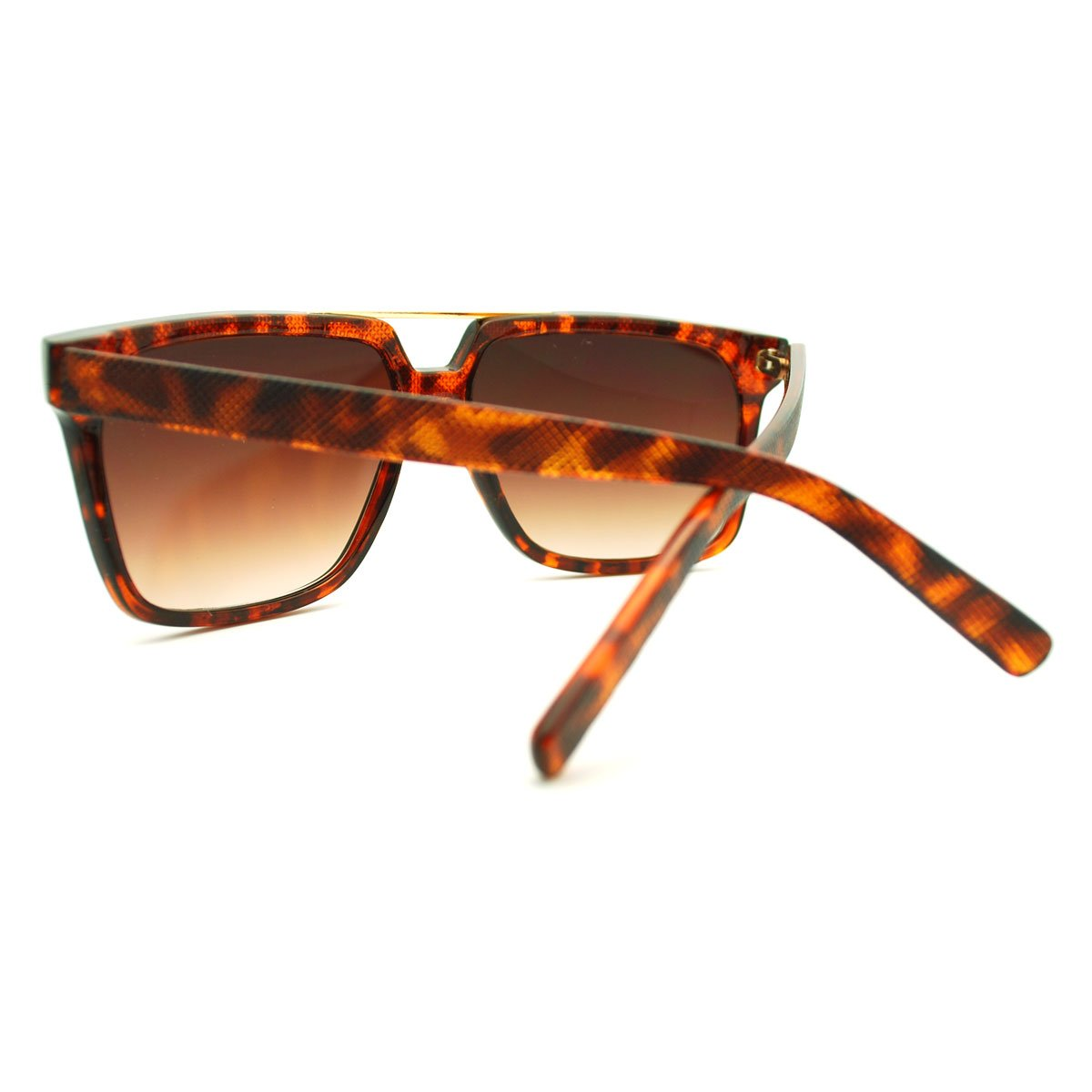 Flat Top Square Sunglasses Unisex Truly Retro Stylish Fashion Shades