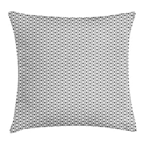 Trsdshorts Grey Abstract Throw Pillow Cushion Cover ...