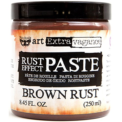Prima Marketing Art Extravagance Rust Paste 250ml-Brown
