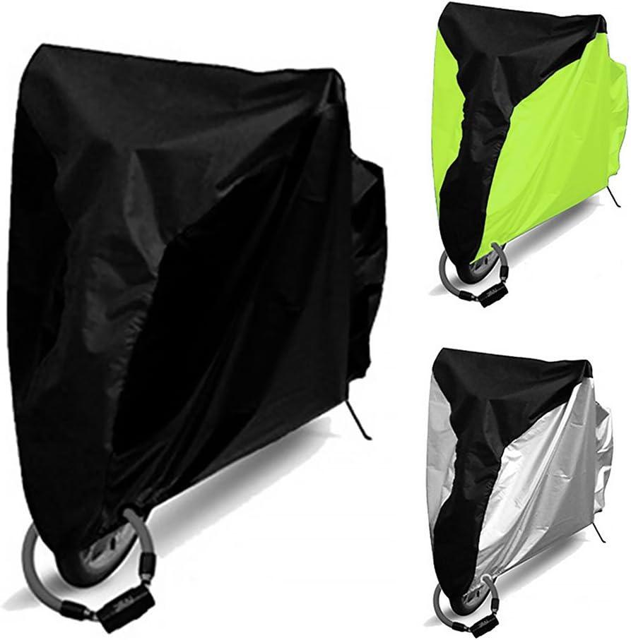 CVERY Funda Impermeable para Bicicleta, protección UV, portátil ...