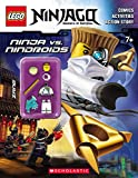 LEGO Ninjago: Untitled 2014 Activity Book, Ameet Studio, 0545685826