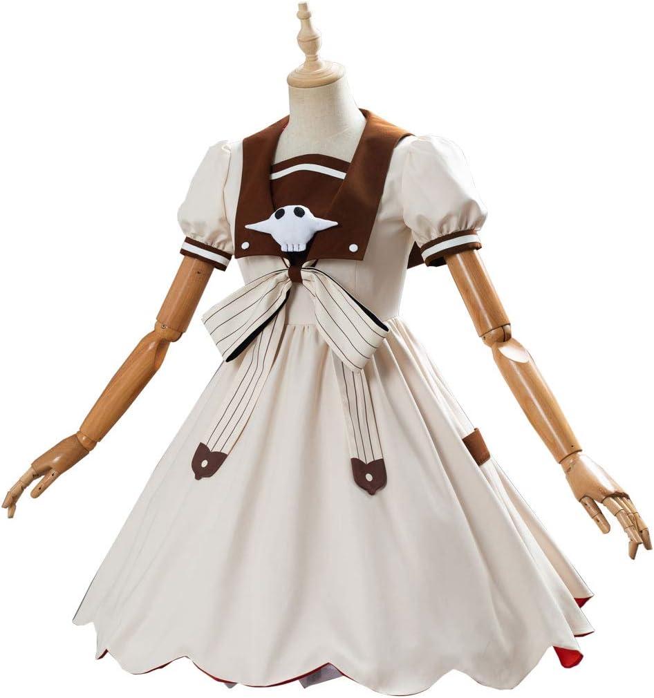 RedJade Jibaku Shounen Hanako-Kun Yashiro Nene Abito Costume Cosplay Donna XS