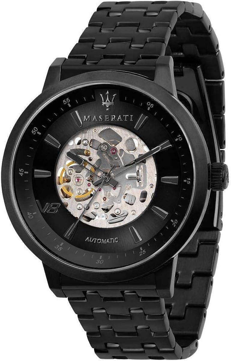 Reloj para Hombre, Colección GT, en Acero, PVD Negro - R8823134002