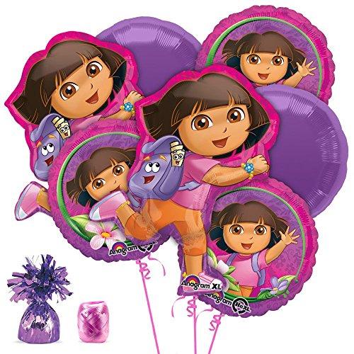 Dora the Explorer Balloon Kit (Three Amigos Halloween Costume)