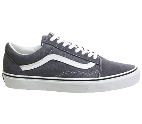 603bf85dc4 Vans Old Skool Grisaille White - 4.5 UK  Amazon.co.uk  Shoes   Bags