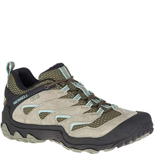 3a4b6c6dbee Merrell Men's Chameleon 7 Limit Waterproof Hiking Boot