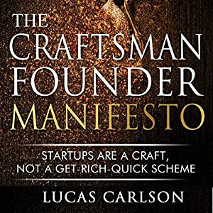Craftsman Founder Manifesto Audiobook