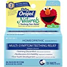 Orajel Baby Naturals Teething Tablets, 135 Count