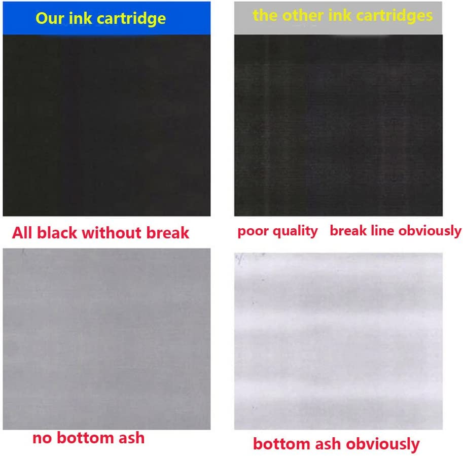 HOTCOLOR 3Pack PGI-225BK Black Ink Cartridges PGI225 PGI 225 for Pixma MG5120,MG5220,MG5320,MG6120,MG6220,MG8120,MG8120B,MG8220 MX712,MX882,MX892 Printer