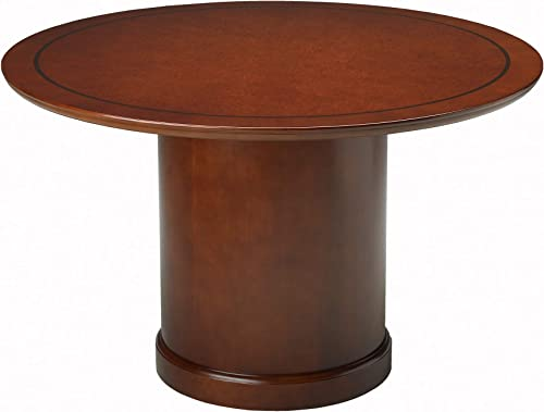 Mayline Sorrento Round Conference Room Table