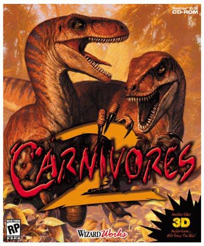نتیجه تصویری برای carnivores 2 pc
