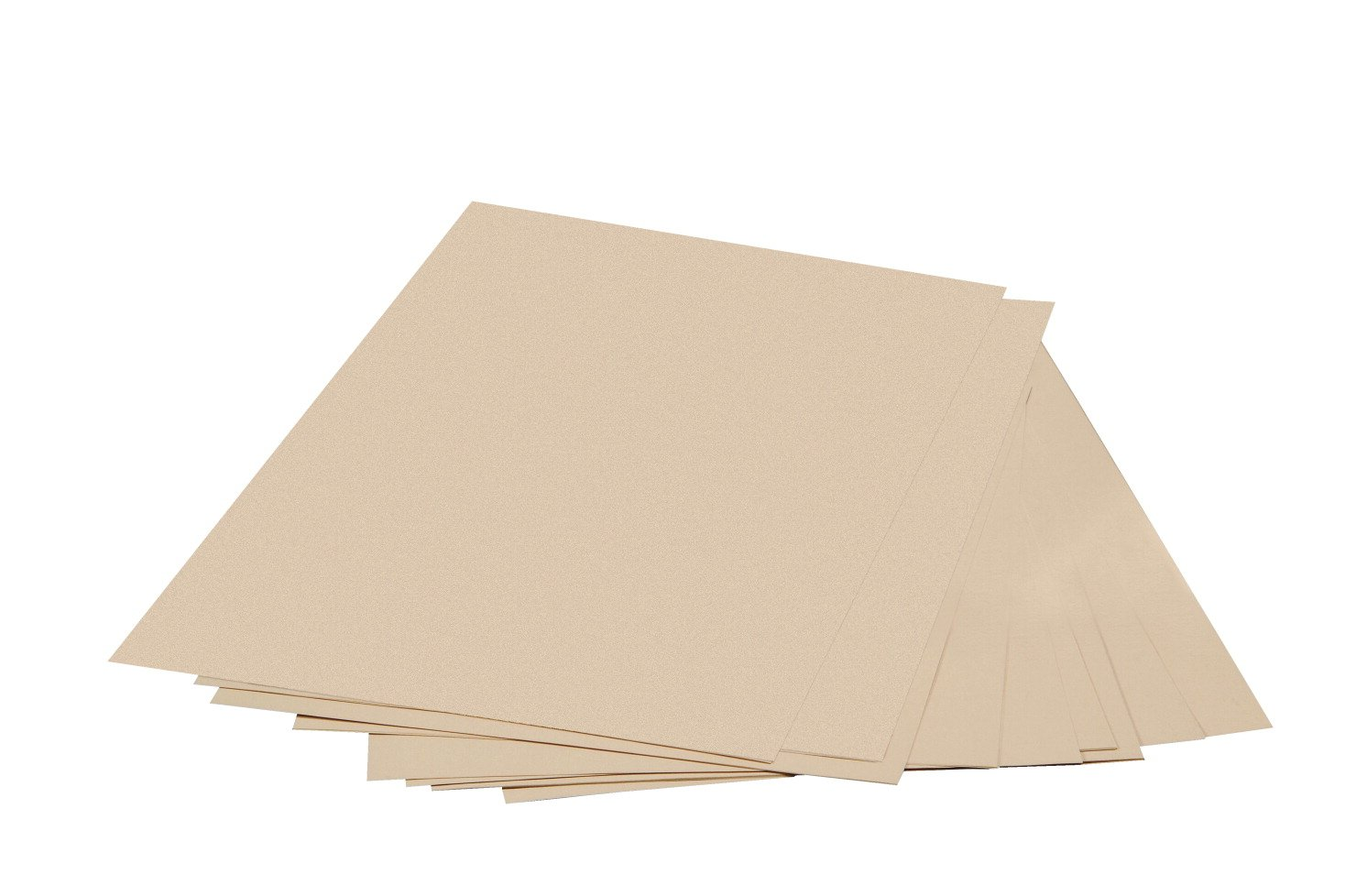 """EarthChoice 851001TN Domtar Exact Color Copy Paper, 20 lb., 2"""" Height, 8.5"""" Width, 11"""" Length, Tan (Pack of 500)"""