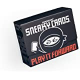 Gamewright Sneaky Cards - The Interactive Scavenger Hunt 'Play it Forward