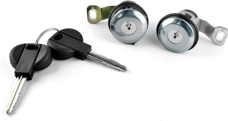 9170.CX Serrure porte complet avec clés pour Partner /& Berlingo = 9170.CW
