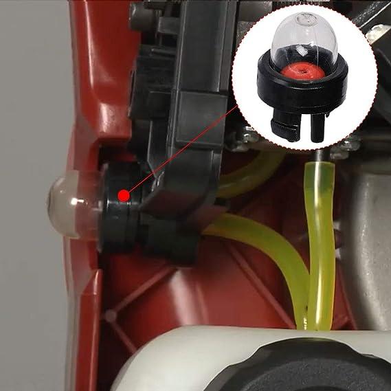 HIFROM ZF-1 filtro de combustible con 4 diferentes tamaños ...