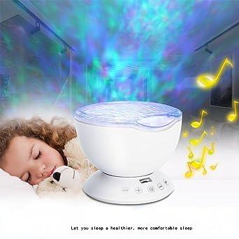 Ocean Wave proyector de luz, LED mando a distancia Ocean Wave ...