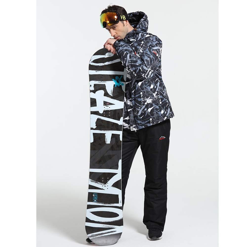 Jxth Giacche Giacche Giacche Invernali Invernali Tuta da Sci Single And Double Board Tuta da Neve Frossoda e Antivento Abbigliamento Unisex per Sci Snowboard (Dimensione   L)B07MYRXT9YParent | Una Grande Varietà Di Merci  | caratteristica  | Le vendite online  | carat 48cc4b