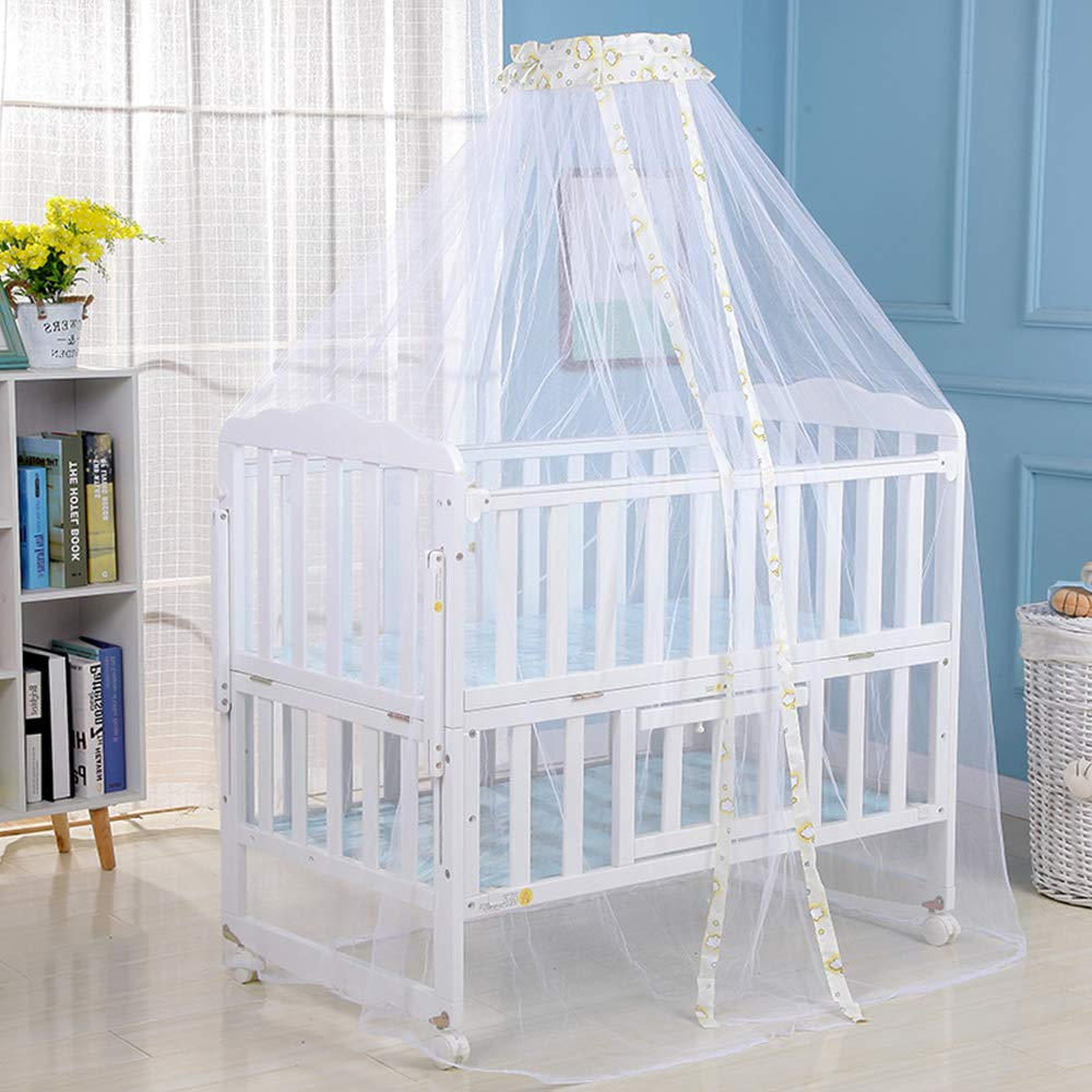 D Mosqutio Net for Crib Baby Cot Bed Canopy Netting Fly Insect Protection