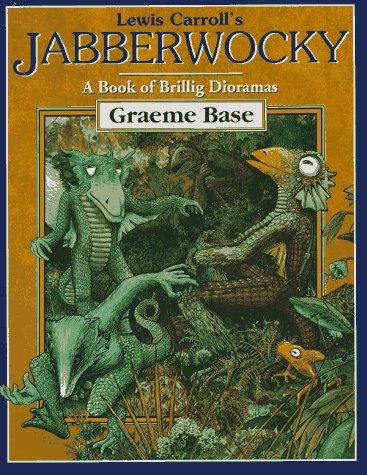 Amazon.com: Lewis Carroll's Jabberwocky: A Book of Brillig ...