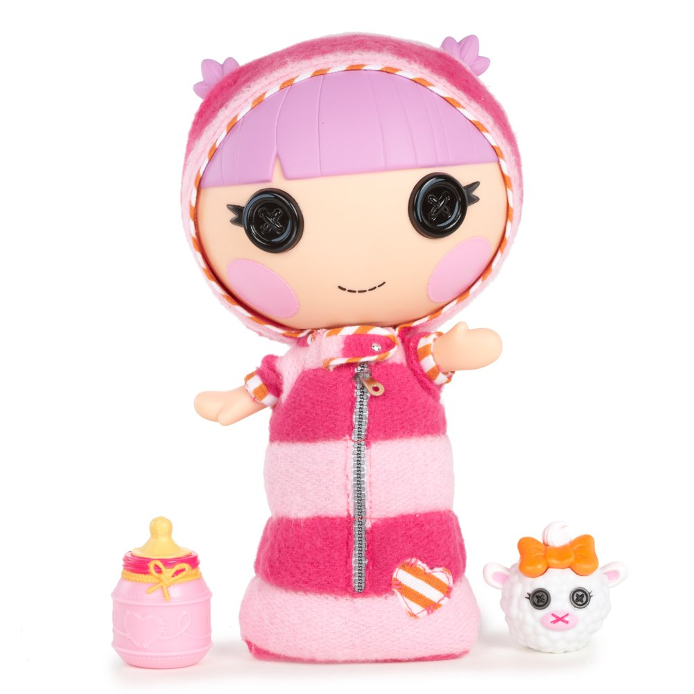 Lalaloopsy Lalaloopsy Lalaloopsy Littles - Blanket Featherbed Puppe 20cm ee0cd7