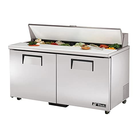 Amazoncom True TSSU Door Refrigerated Sandwich Prep - True refrigerated prep table