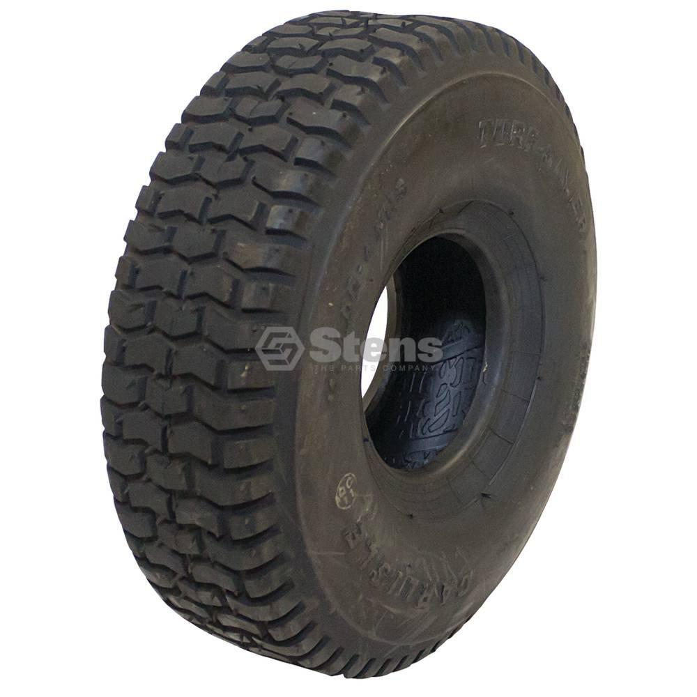 "Stens 165-023 Carlisle Tire, 11"" x 4.00""- 4"" Turf Saver, 2-Ply"