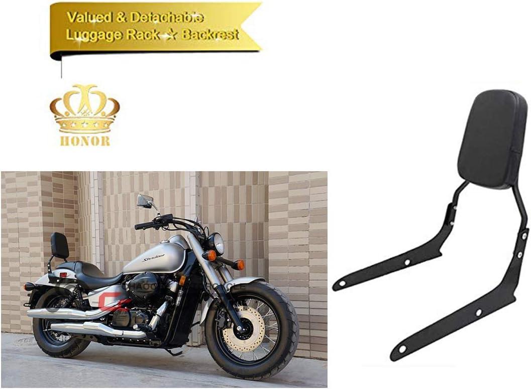 Luggage Rack Pad for Honda Spirit C2 VT750 750 Shadow Phantom 750 Promise Faster Backrest Sissy Bar