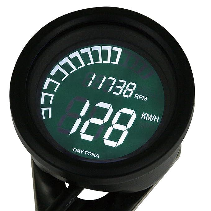 amazon com daytona velona 60mm speedometer tachometer in one rh amazon com Field Wiring Diagram Instrument Wiring-Diagram Solenoid Valve'