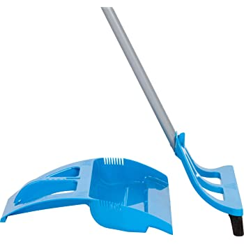 Amazon Com Wispsystem Telescoping Broom And Dustpan With