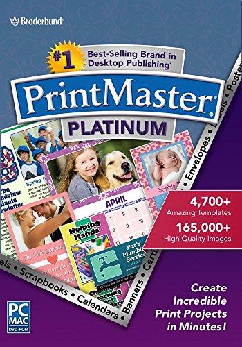 PrintMaster v7 Platinum