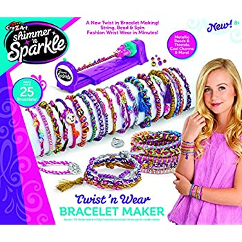 Amazon Com Cra Z Art Shimmer And Sparkle 3 In 1 Twist N