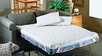 Cool Amazon Com Memory Foam Sofa Bed Pillow Top Mattress Pad Home Interior And Landscaping Elinuenasavecom