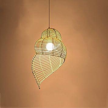 Amazon.com: ChuanHan Lámpara de techo colgante de lámpara de ...