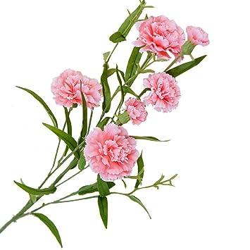 Atemberaubend LAMEIDA Künstliche Blumen Bouquet Sträuße Blume Home Dekoration @YO_42