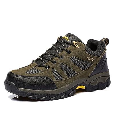 XIGUAFR Chaussures Outdoor Pour Femmes Hommes Randonnée en Plein Air Chaussures de Sport Antidérapantes et Respirantes