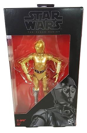 "Star Wars Black Series 6/"" Rogue One C-3PO Walgreens Exclusive Silver Leg"