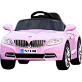 XTY Ride Dual - Drive Electric Car - Pink