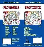 Providence, Rhode Island Street Map