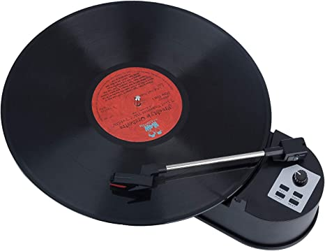 Amazon | [YOYO] ミニレコードプレーヤー MP3ダビング機能搭載 超小型 ...